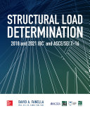 Structural Load Determination 2018 And 2021 Ibc And Asce Sei 7 16