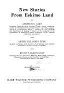 New stories from Eskimo land