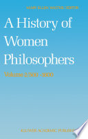 A History of Women Philosophers