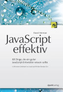 JavaScript effektiv