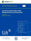 InterRAI Koduhooldus (KO) Hindamisvorm Ja Käsiraamat