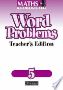 Maths Plus  Word Problems