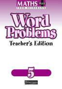 Maths Plus: Word Problems