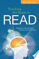 Teaching the Brain to Read