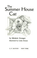 The Summer House Cat Book PDF