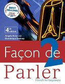 Facon de Parler 2 Coursebook 4th Edition