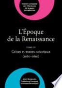 L   poque de la Renaissance