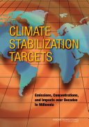 Climate Stabilization Targets: