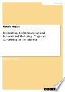 Intercultural Communication and International Marketing  Corporate Advertising on the Internet