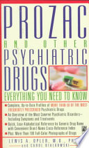 Prozac And Other Psychiatric Drugs