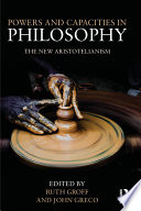 Powers and Capacities in Philosophy