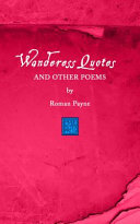 Wanderess Quotes and Other Poems