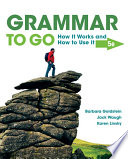 Grammar to Go: How It Works and How To Use It