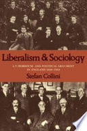 Liberalism and Sociology