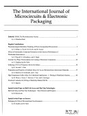 The International Journal of Microcircuits and Electronic Packaging
