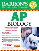 Barron's AP Biology