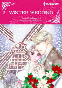 WINTER WEDDING : her a fat, red radish....