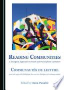Reading Communities