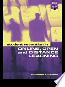 Student Retention in Online  Open  and Distance Learning