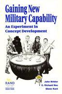 Gaining New Military Capability