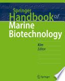 Springer Handbook of Marine Biotechnology