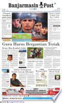 Arsip Koran Banjarmasin Post Tgl 06 April 2012