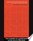 Spatial Technology And Archaeology book