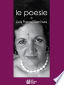 Le poesie Licia Pronest   Seminara