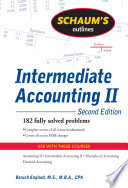 Schaum s Outline of Intermediate Accounting II  2ed