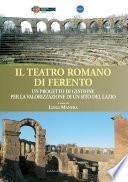 Il teatro romano di Ferento