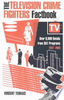 The Television Crime Fighters Factbook book