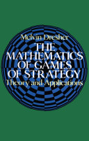 download ebook the mathematics of games of strategy pdf epub