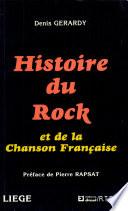 Histoire du rock et de la chanson fran  aise