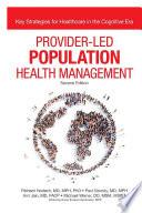 Provider Led Population Health Management