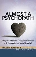 Almost a Psychopath Book