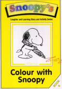 Colour with Snoopy