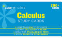 Sparknotes Calculus Study Cards