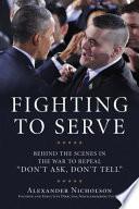 Fighting to Serve