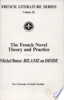 The French Novel   Theory and Practice