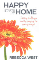 Happy Starts at Home