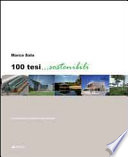 100 tesi... sostenibili