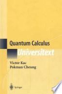 Quantum Calculus