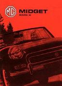 MG Midget Mark III  Gan 5  Handbook