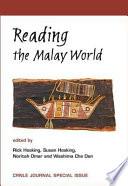 Reading The Malay World