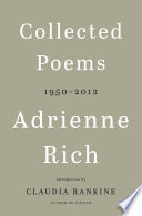 Collected Poems  1950 2012