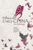 Ethics in Early China