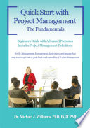 Quick Start with Project Management