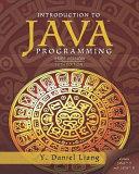 Intro to Java Programming  Brief Version