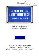 Social Utility Arithmetics
