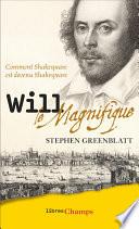 Will Le Magnifique : survécu. seule l'oeuvre a traversé les siècles....